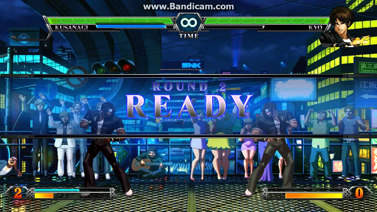 King of fighters xiii hentai kensou vs yuri 8
