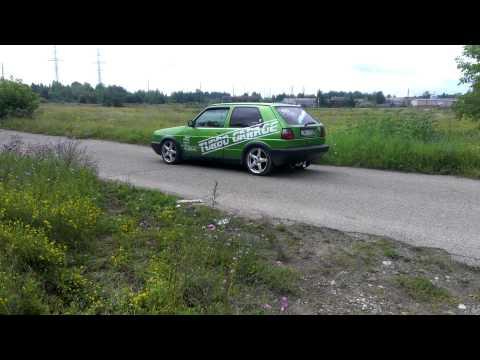 VW golf 2 1 6d