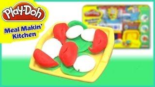 Play-doh Meal Makin Kitchen Set - Vegetable Salad