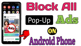 Download How to Block All Ads On Android Phone Easy & Fast 2020