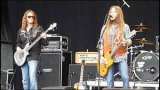 Blackberry Smoke - Take The Highway (Marshall Tucker Band cover) - Sweden Rock Festival 2010