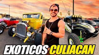 LOS AUTOS EXCENTRICOS DE CULIACAN 🚘🔥