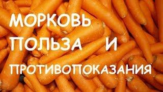 видео Морковный сок: польза и вред, полезные свойства
