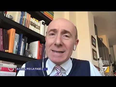 Coronavirus, Roberto Arditti: 'Contrario ai numeri della protezione civile, quei numeri sono ...