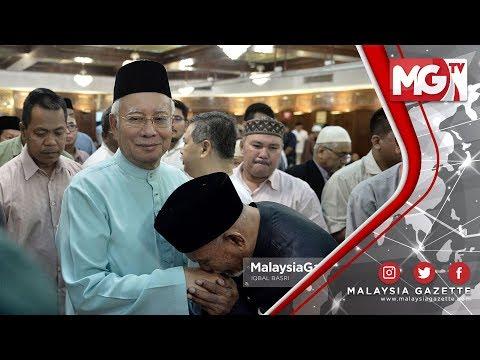PWTC pilihan Najib solat Jumaat bukti masih sayangkan UMNO