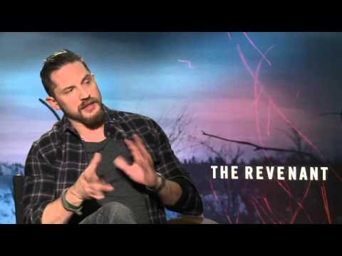 "The Revenant: Tom Hardy ""John Fitzgerald"" Exclusive Interview"