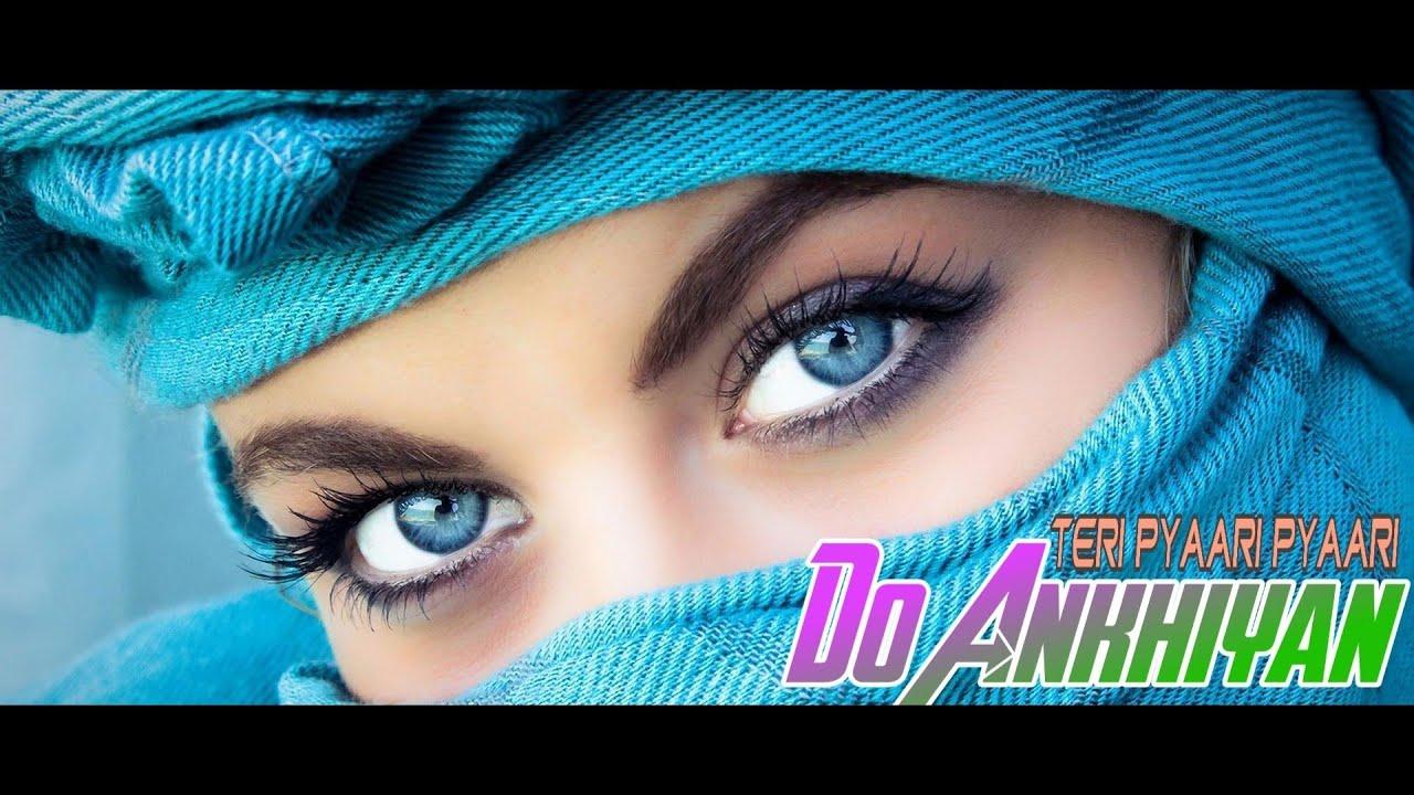 Teri Pyari Pyari Do Akhiyan (Remix) | Dj Sagar | Visual- RHL
