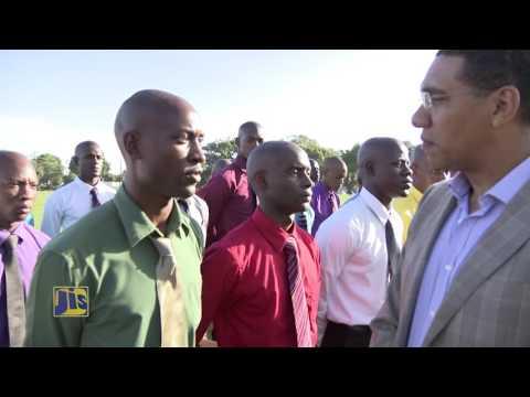 jamaica national service corp