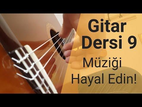 Gitarda Nota Yerleri | Gitar Dersi 9
