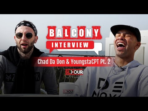 #BalconyInterview: Chad Da Don x Youngsta Talk