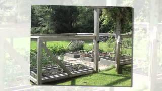 Ideas For Garden Fences