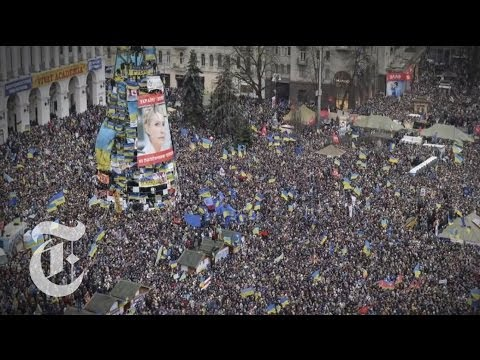 Ukraine Protests; Plastic Gun Vote; and the Real 'Devil Wears Prada' Travel Video