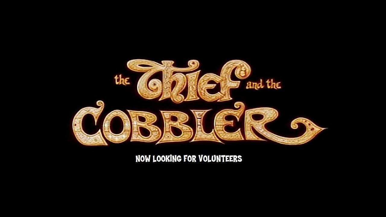 Download The Thief and the Cobbler Announcement