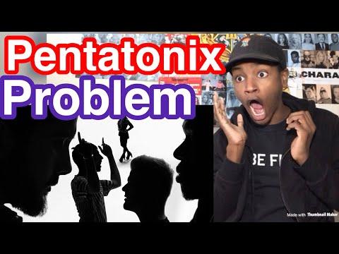 Pentatonix Problem(Ariana Grande Cover) Reaction