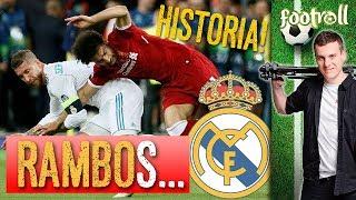 Real jest wielki, a Ramos... to Ramos