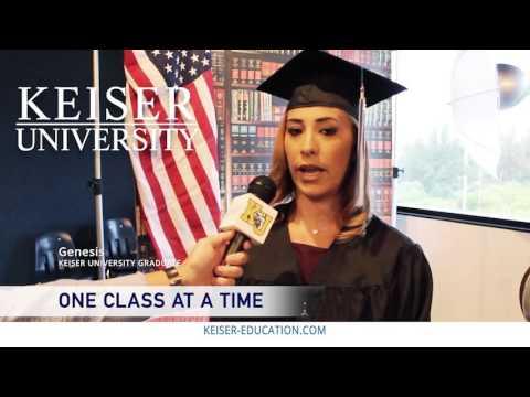 Keiser University Graduate Testimonials – Health Care Degrees