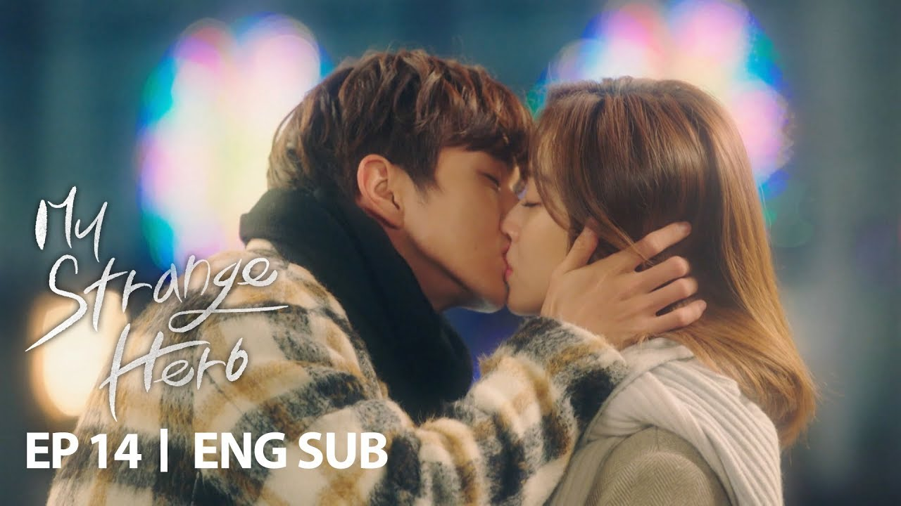 """Download Yoo Seung Ho """"You can make my dream come true now"""" [My Strange Hero Ep 14]"""