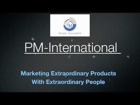 PM-International Business Presentation english