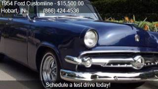 1954 Ford Customline  for sale in Hobart, IN 46342 at Haggle