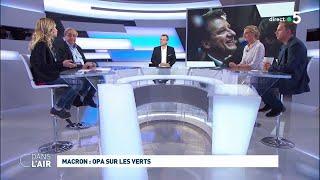 Macron : OPA sur les Verts - Les questions SMS #01.06.2019
