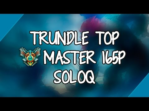 TRUNDLE TOP - MASTER 172LP - ¿THE COMEBACKS ARE REAL OR NOT?