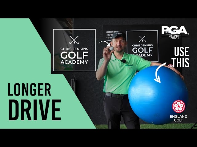 Hit a LONGER GOLF DRIVE straighter, consistent and further with this simple Golf Tip from PGA Pro
