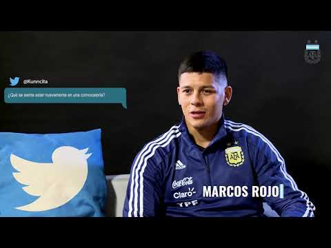 #LaPreguntaDelHincha - Marcos Rojo