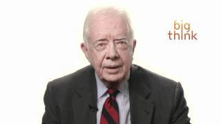 Jimmy Carter: China Is More Peaceful Than the U.S.
