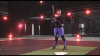 Motion Capture Session with Dustin Pedroia
