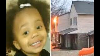 Ohio Toddler Found Frozen To Death On Her Own Front Porch.