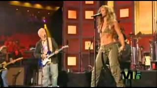 Shakira   Alejandro Sanz - La Tortura (MTV VMA 2005).