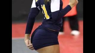 Volleyball booty