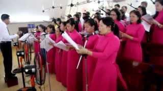 MUÔN LỜI CHÚC TỤNG - Ca đoàn GX Phước Bình