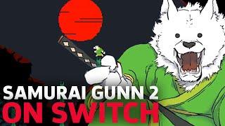 Samurai Gunn 2 - 13 Minutes Of Gameplay   PAX West 2018