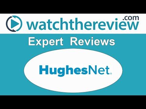 HughesNet Review - Satellite Internet