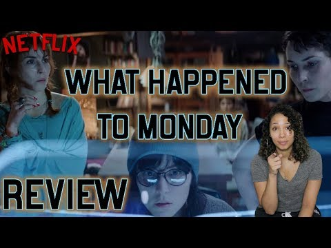 What Happened To Monday - Movie Review