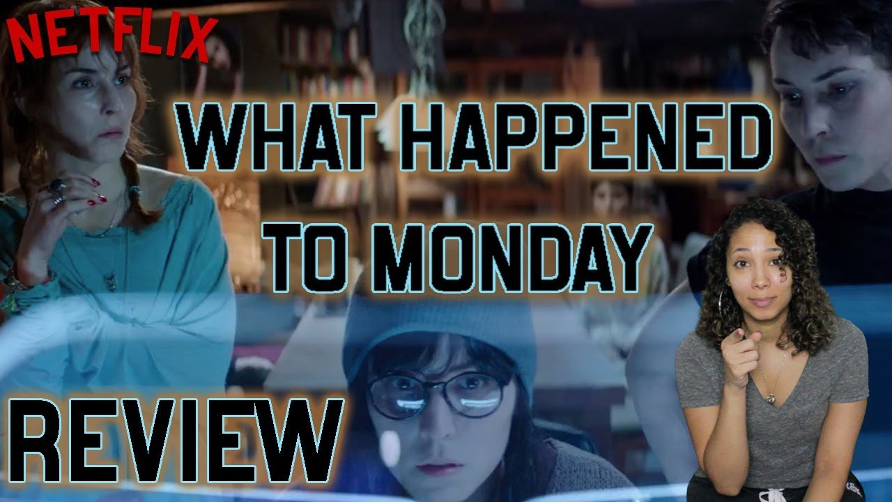 What Happened To Monday - Movie Review - YouTube