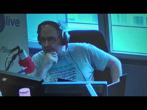 Danny Baker - Radio 5 Live Tracey Thorn Interview 16/05/2015