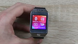 No.1 G2 | clone Samsung Gear 2 | unboxing italiano by GizChina.it