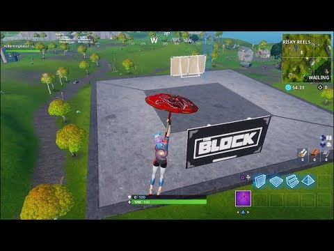 RISKY REELS COVERED IN FORTNITE! EPIC GAMES ANNOUNCEMENT?