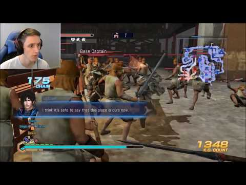 Everyone Wants a Piece of the Action -Dynasty Warriors 8 Part 24