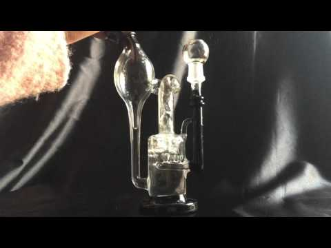 2016 new small bong mini water pipe pocket glass bong 14.4mm nail min i oil Rigs