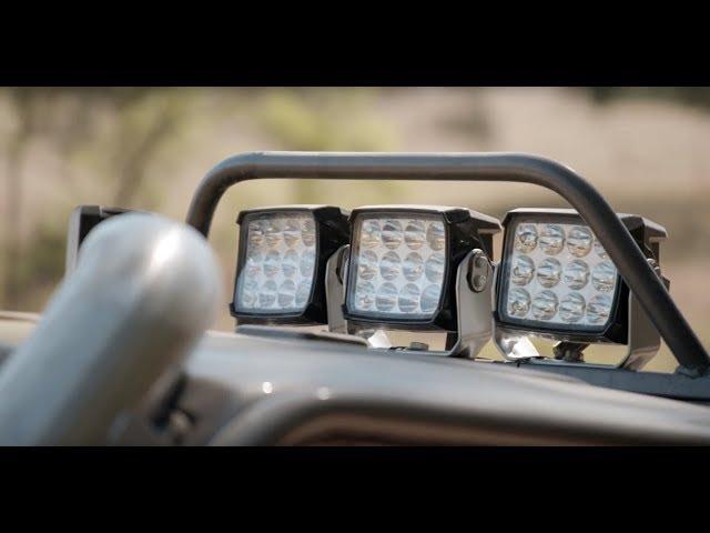 Hella Australia - Patrolapart 4x4 Winch Challenge