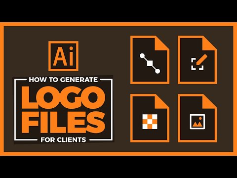 How To Prepare Logo Files for Clients