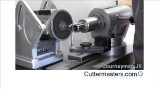 Annular Cutter Grinding Wheel JX