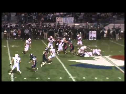 Peters Township High School 2012 Football Highlight Reel