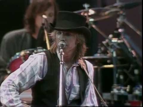 Tom Petty and the Heartbreakers  Spike  at Farm Aid 1986