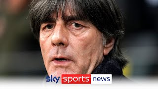 BREAKING Joachim Low to step down as Germany head coach after the Euros