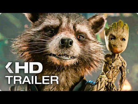 GUARDIANS OF THE GALAXY VOL. 2 Super Bowl Spot (2017)