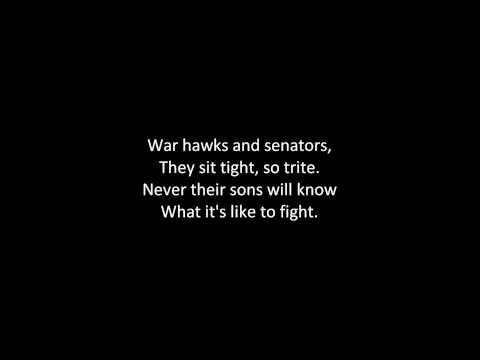 Machine Head - A Farewell to Arms (with lyrics)